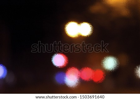 HD background Wallpaper colourful with lights effects, mirror blurred, game background wallpaper,