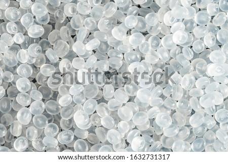 HDPE. Transparent Polyethylene granules.Plastic pellets. Plastic Raw material .High Density Polyethylene (PE-HD), PE-LD. IDPE