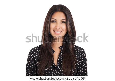 head and shoulders portrait of...