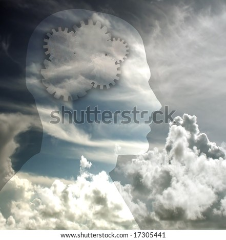Head Gears - stock photo