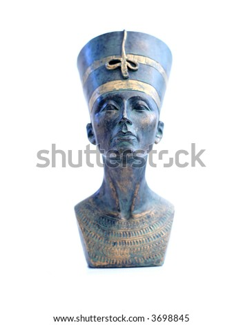 Head of an egyptian queen