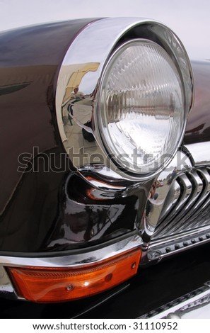 Headlight. More in MY GALLERY