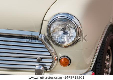 Headlight of the car Headlight  #1493918201
