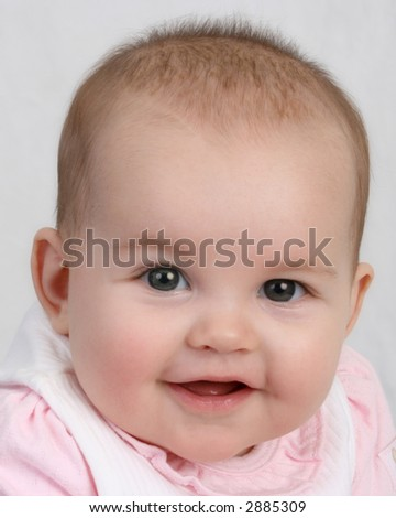 Headshot of Baby Girl