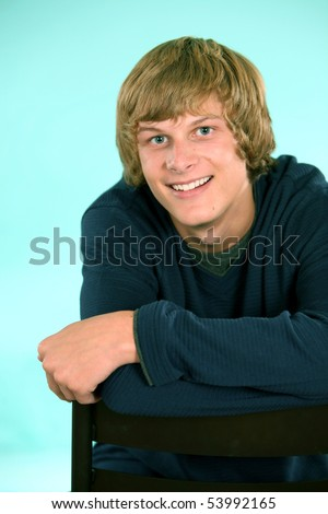 stock photo headshot of cute teen boy smiling 53992165 Getting pregnant with irregular periods