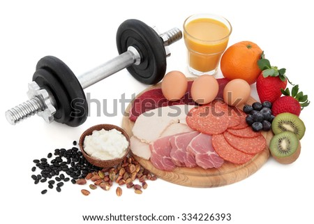 health and body building high...