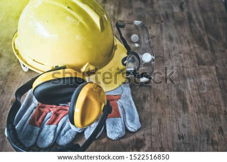Health and safety for construction