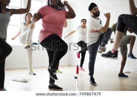 Health Club Concept