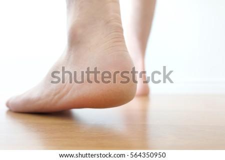 Health concept heels #564350950
