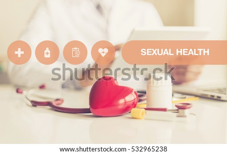 HEALTH CONCEPT: SEXUAL HEALTH #532965238
