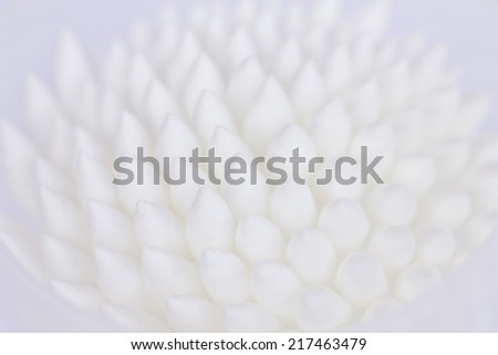 Health cosmetic background - Stock Image
