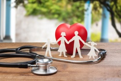 Health, insurance, aid.