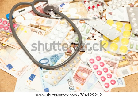 health medications money #764129212