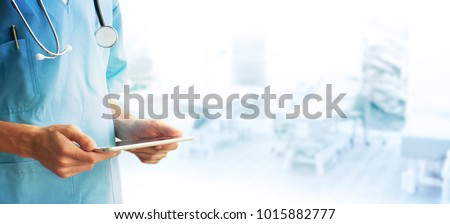 Healthcare And Medicine concept. Doctor