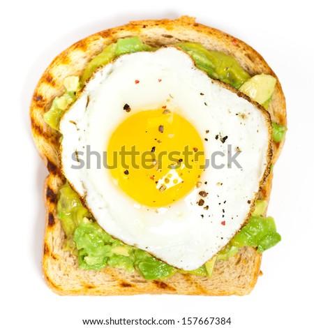 Healthy Avocado Breakfast Healthy Breakfast Avocado
