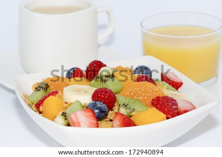 coffee fruit extract healthy stewed fruit