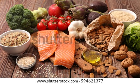 Shutterstock healthy food