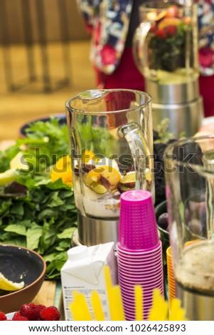 Healthy food smoothie #1026425893