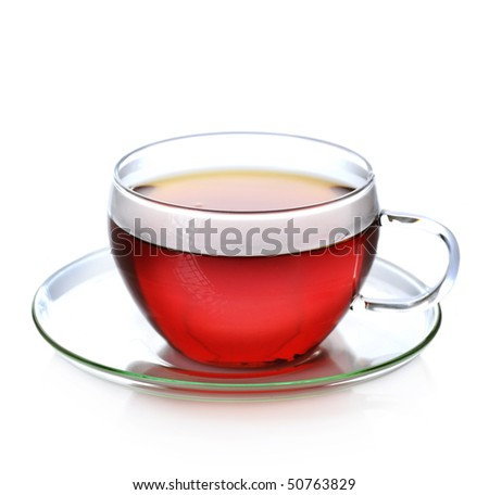 Healthy hot Tea