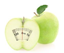 Healthy slimming diet. Diabetes concept