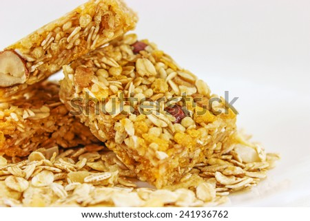 Healthy snack Photo stock ©