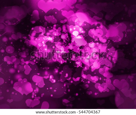 Heart abstract background #544704367