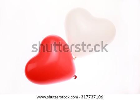 Stock Photo Heart, balloon