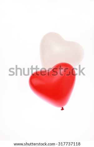 Stock Photo Heart, balloon