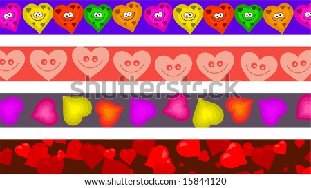 Clip Art Valentines Day Borders. 2010 clip art borders 4th