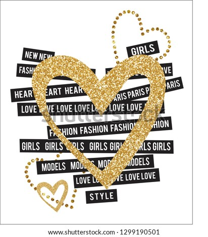 heart,for t-shirt slogan,love