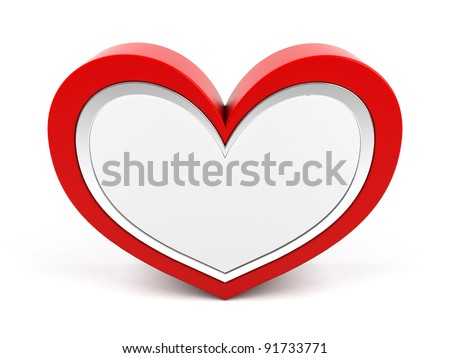 heart for text