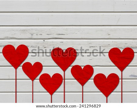 heart hearts love valentines day wood board marriage