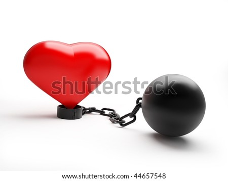 heart in durance vile