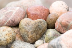 Heart of stone among other stones