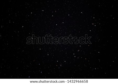 heart of the stars in the night sky #1432966658