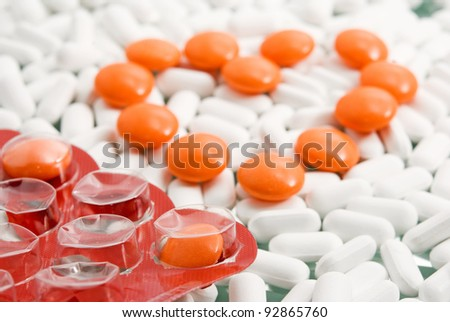 heart of the tablets against drugs