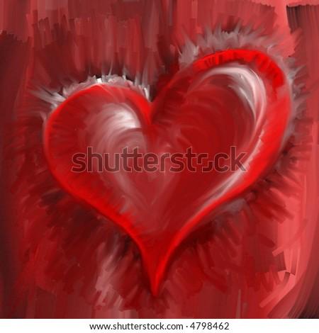 valentine day Hearts love symbol