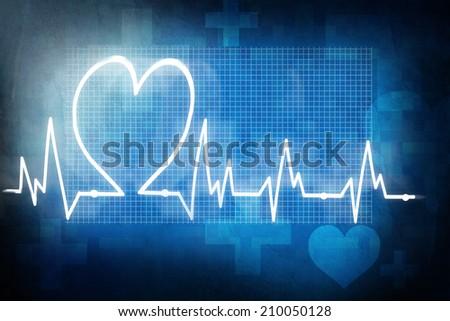 heart rate cardiogram