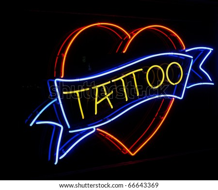 Best tattoo sayings dance tattoo designs arm tribal bamboo for Neon tattoo signs