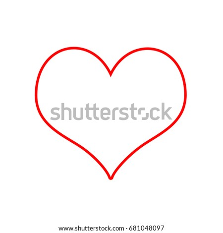 Heart Symbol Ez Canvas
