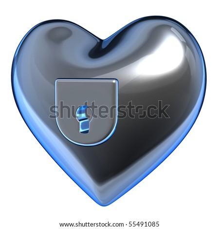 hearth padlock