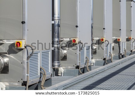 heating and cooling installation system / Heating and cooling system