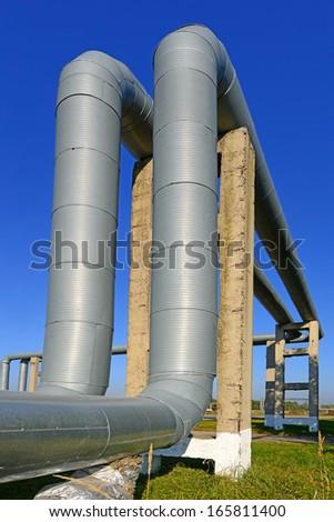 Heating main site #165811400