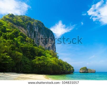 Heaven On Earth Idyllic Seascape