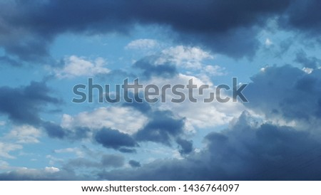 heavenly miracle, cloudy, cloudy sky, #1436764097
