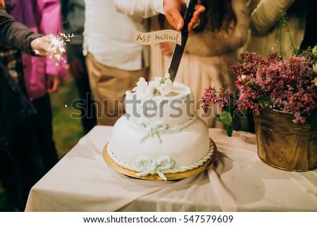 heavenly wedding cake