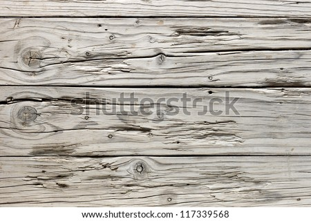 heavy aged wood texture