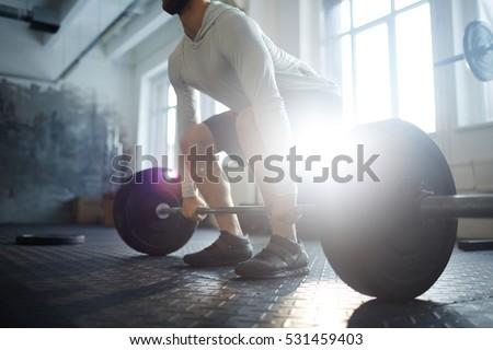 Heavy athletics
