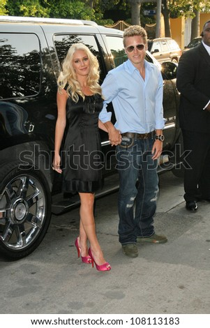 Heidi Montag and Spencer Pratt  at the Race to Erase MS \