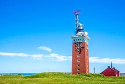 Helgoland, Lighthouse, Germany